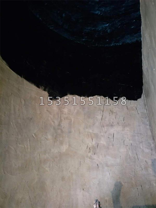 烟囱内壁硅宝胶泥防腐