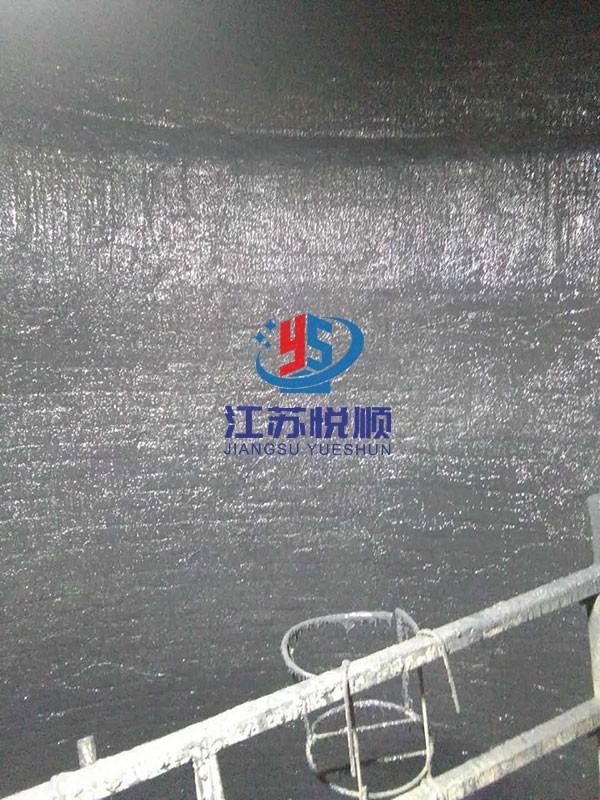 60米砖烟囱内壁防腐改造(图1)