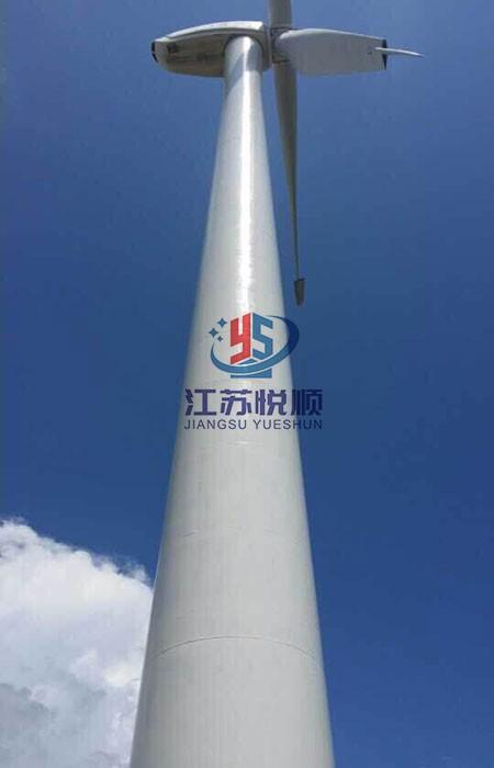 风电塔筒防腐喷漆