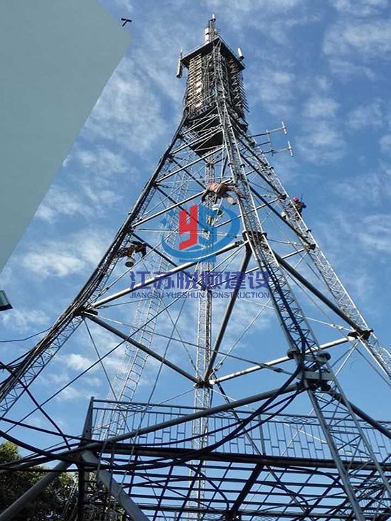 信号塔防腐施工工艺要求(图1)